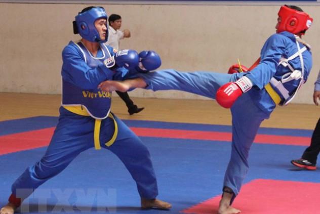 Nhiều môn phái hội tụ tại Liên hoan võ thuật quốc tế TP.HCM