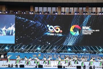Việt Nam tranh tài tại Đại hội Võ thuật thế giới Chungju 2019